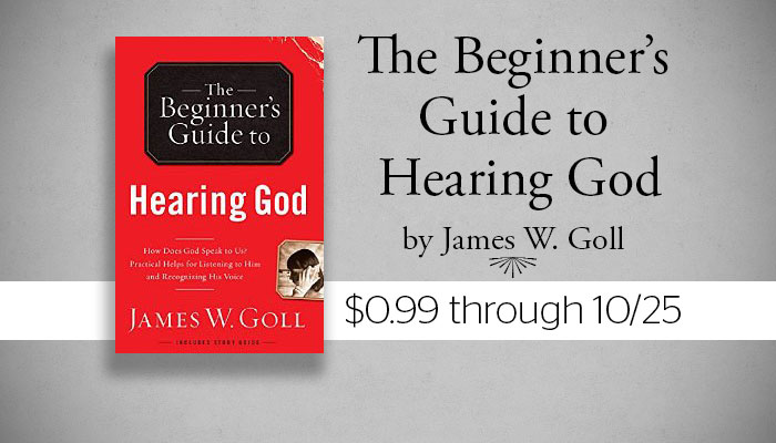 99 kindlebook the beginner s guide to hearing god by