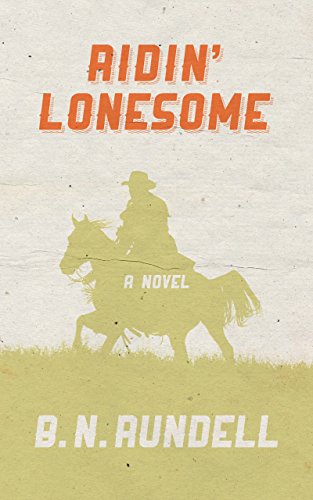 New Release: Ridin' Lonesome