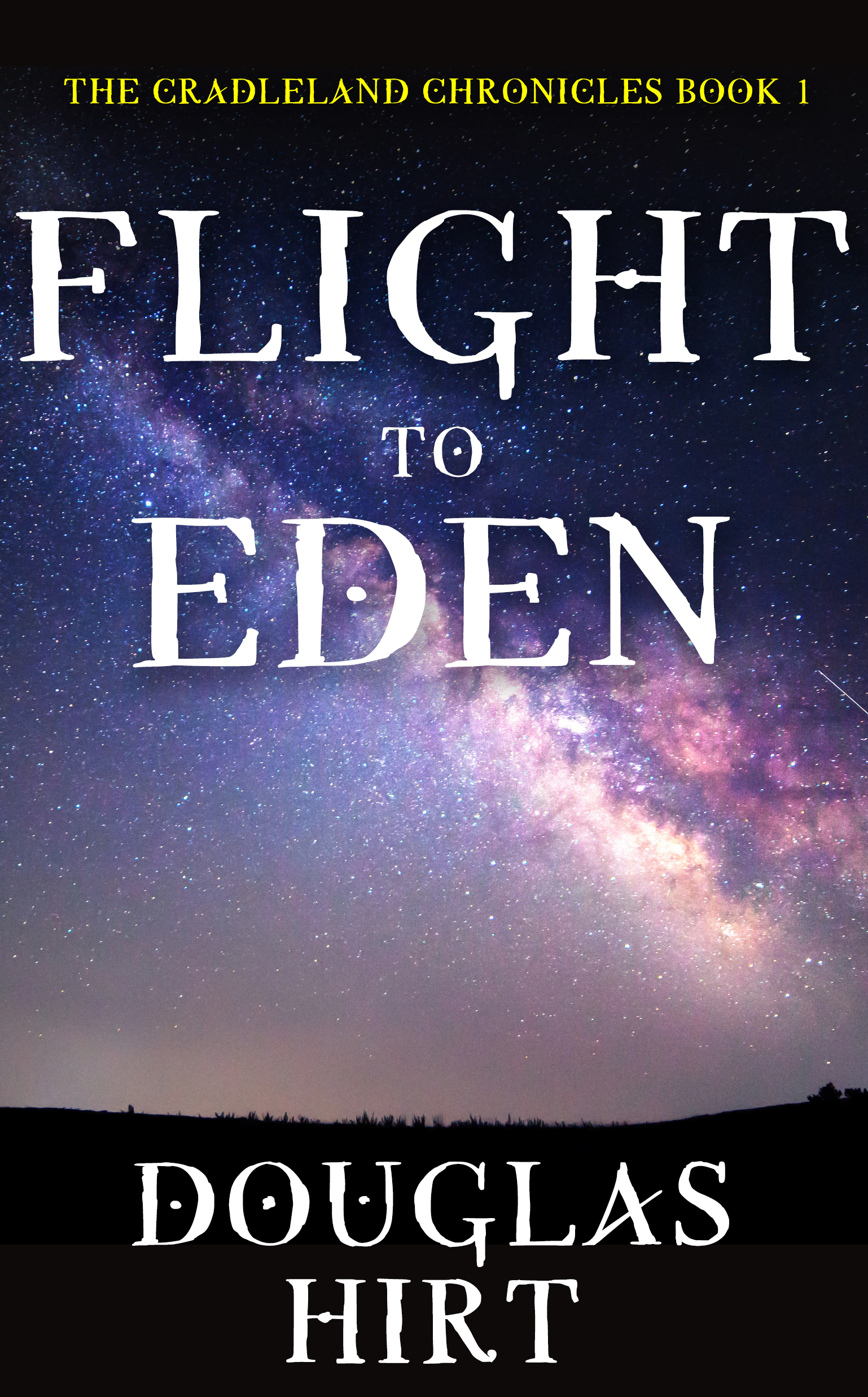 Flight To Eden by Douglas Hirt
