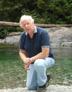Author Reg Quist