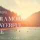 20 Steps for a more prayerful life