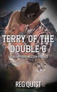 Terry of the Double C by Reg Quist