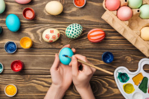 Samantha Adkins Easter Traditions